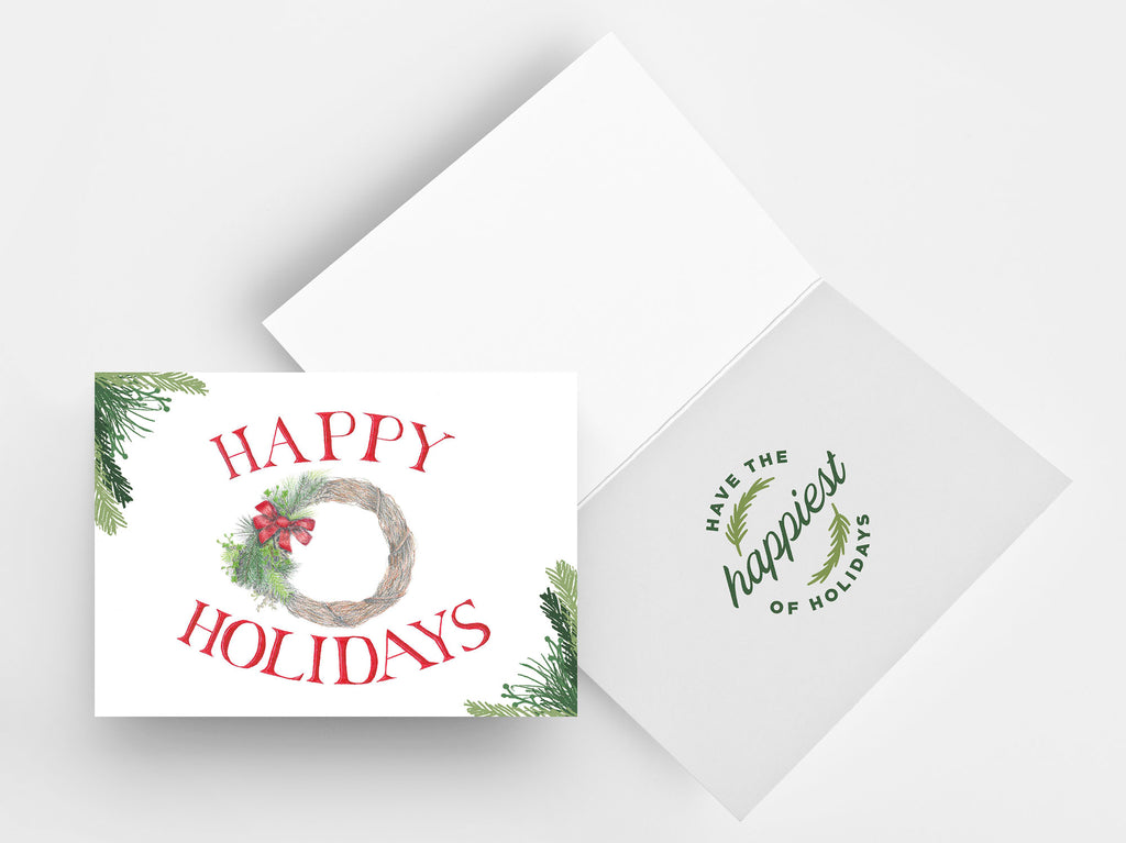 UHCCF Happy Holidays Holiday Cards