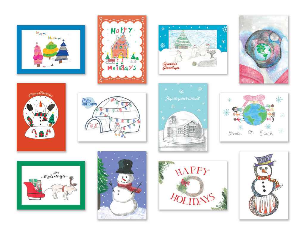 UHCCF Holiday Card Assortment Pack