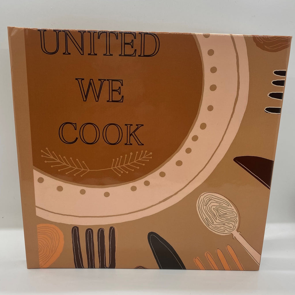 United We Cook Cookbook