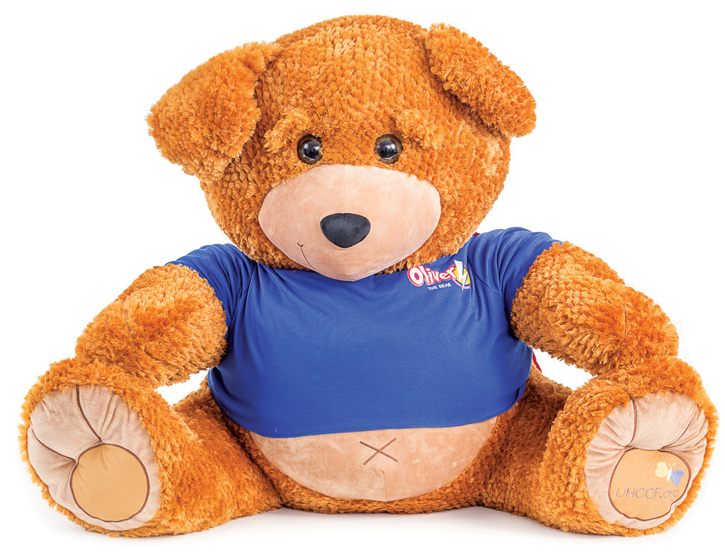Jumbo Oliver® the Bear Plush