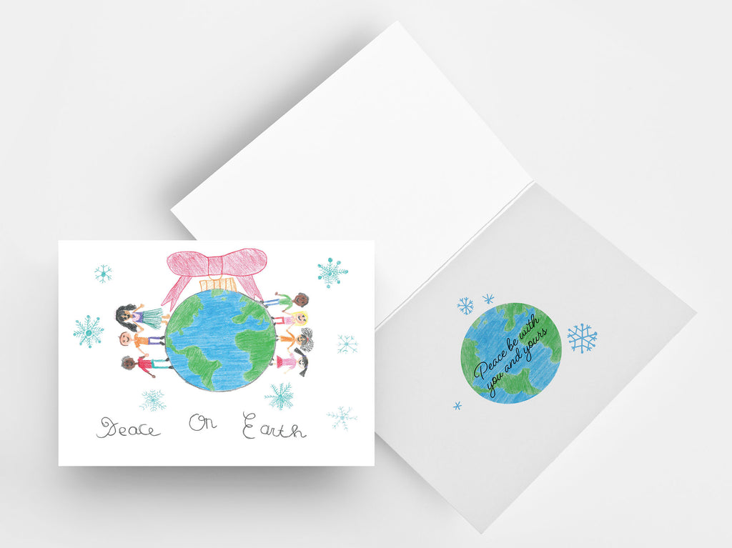 UHCCF Holiday Card– Peace on Earth
