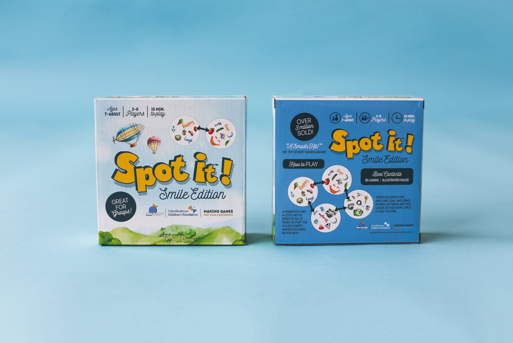 Spot-it®! Smile Edition Card Game