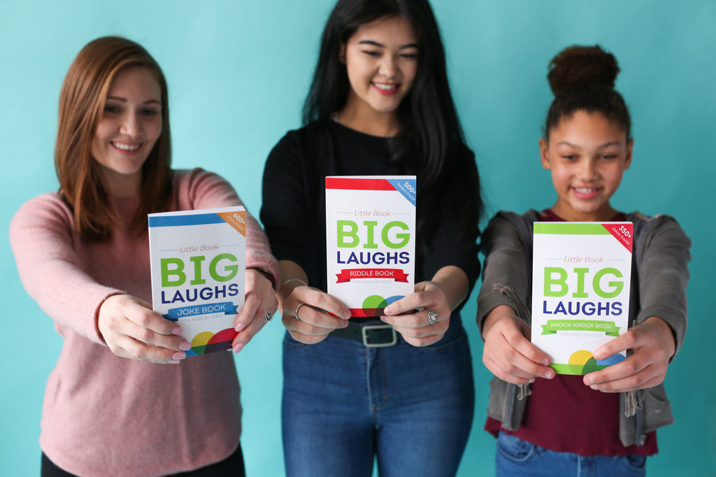 Little Book, Big Laughs - Three-Book Boxed Set