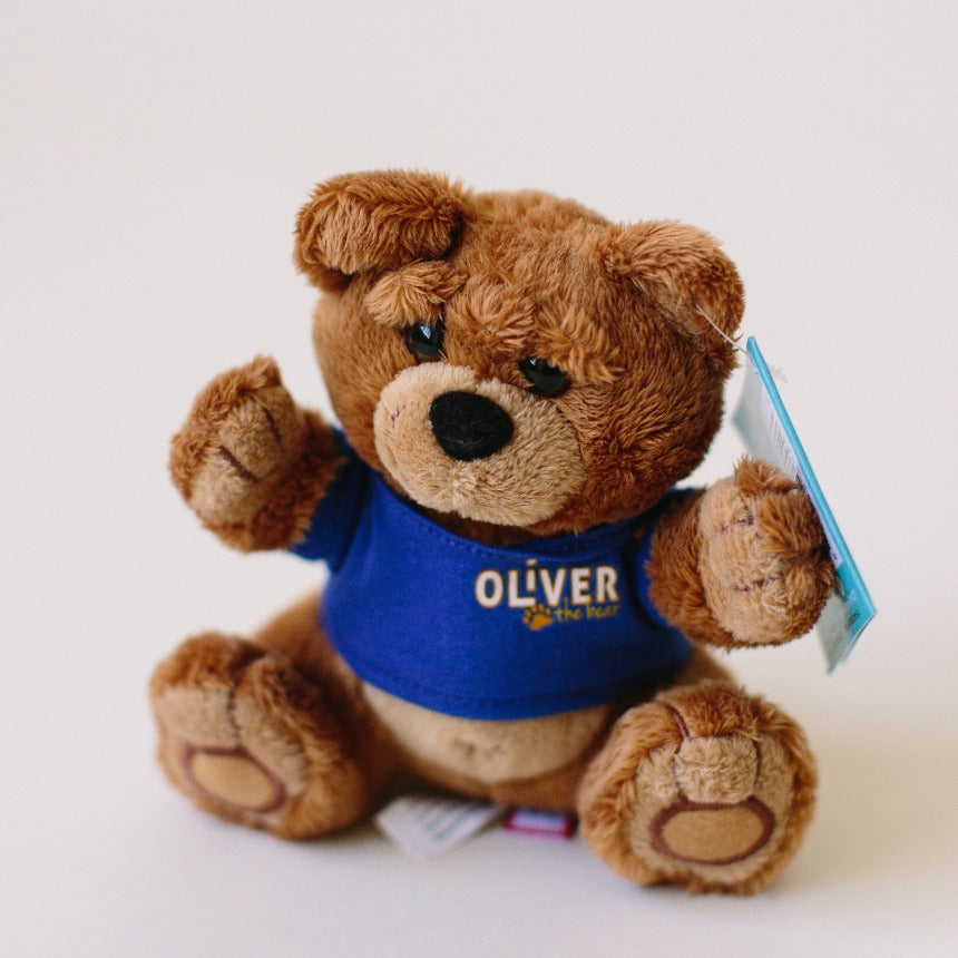 Mini Oliver® the Bear