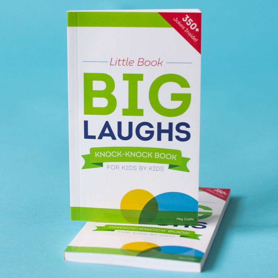 Little Book, Big Laughs - Knock-Knock Book
