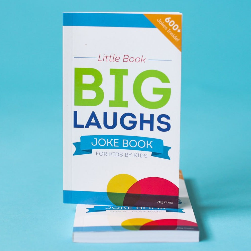 Little Book, Big Laughs - Joke Book