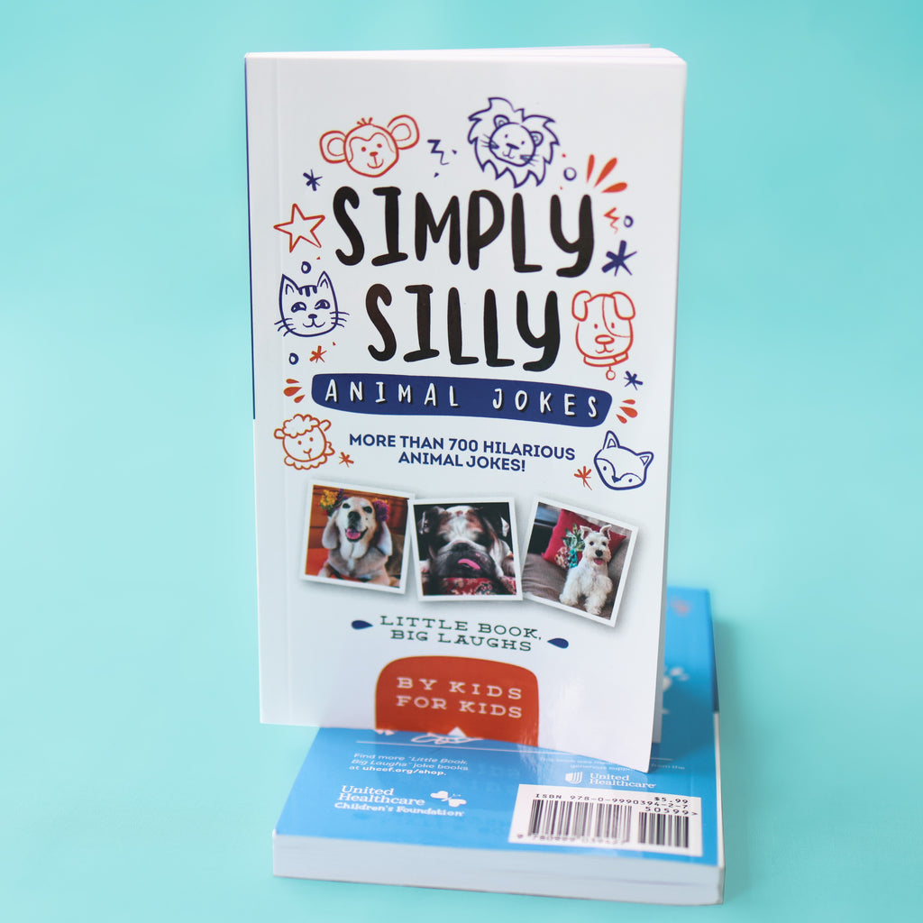 Little Book, Big Laughs - Simply Silly Animal Jokes