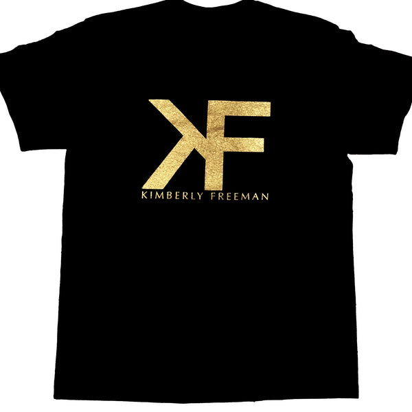 Classic Gold Monogram T-Shirt