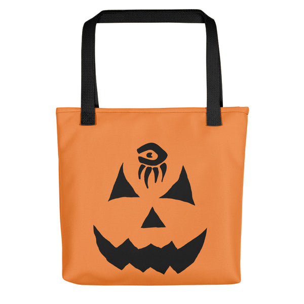 Pumpkin Premium Tote - Orange