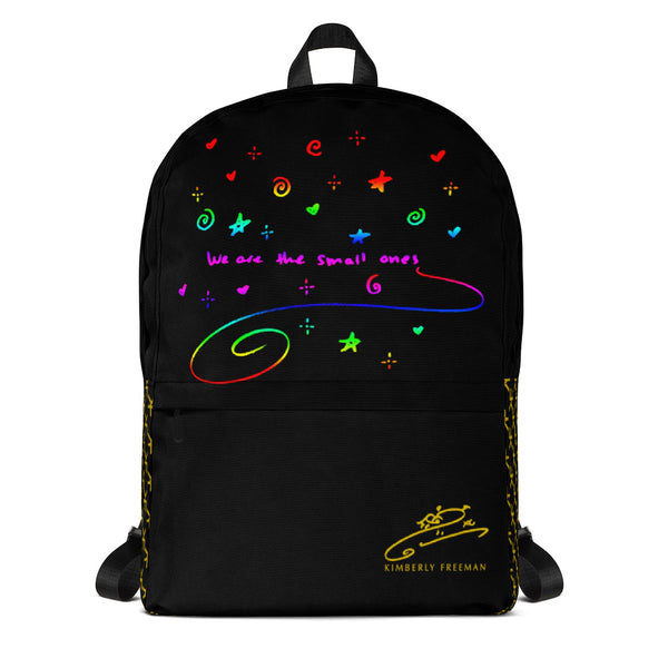 We Are The Small Ones Backpack
