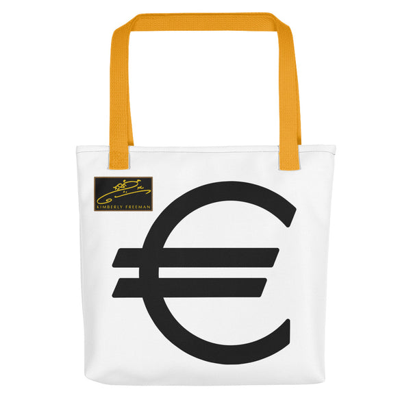 Bank Robber Tote - Euro Edition