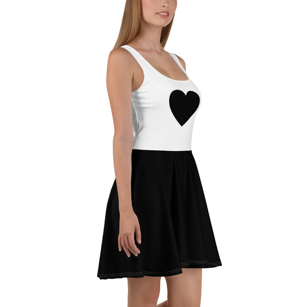 Sweetheart Skater Dress - Ace