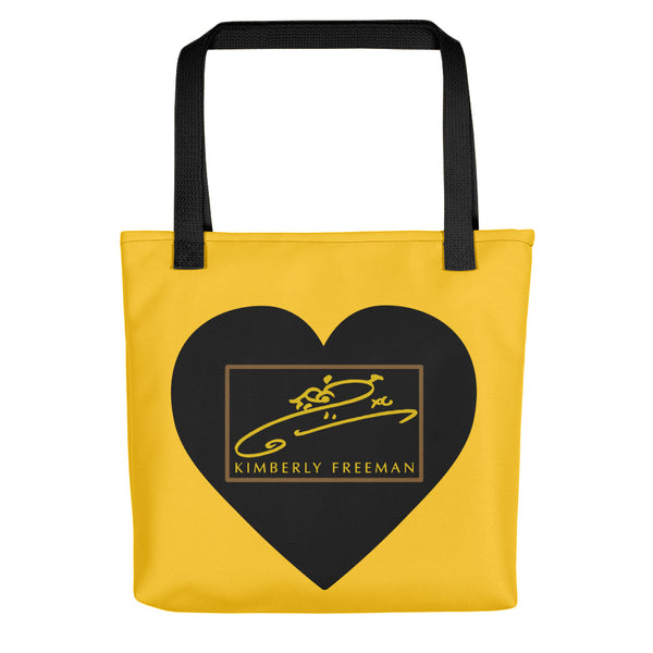 Sweetheart Tote - Sunshine