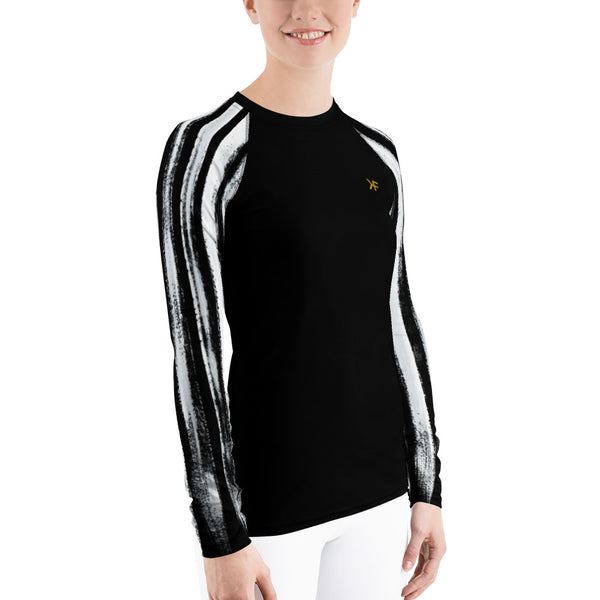 Women's Long Sleeved Stretchy Premium 360 Shirt