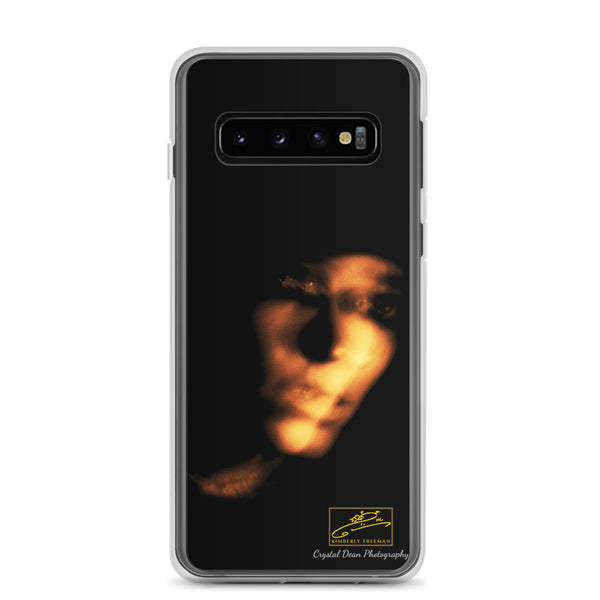 Kimberly Double Portrait by Crystal Dean Samsung Case