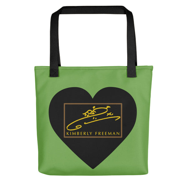 Sweetheart Tote - Emerald