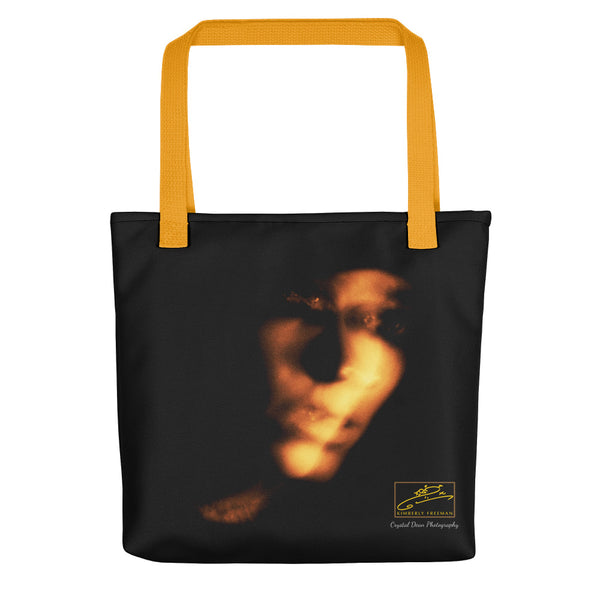 Kimberly Double Portrait by Crystal Dean Tote