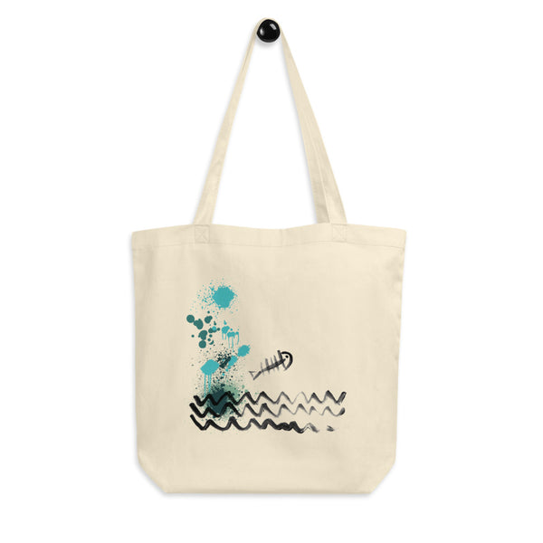 """The Leap"" Organic Cotton Tote"