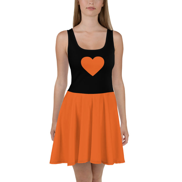 Sweetheart Skater Dress - Jack