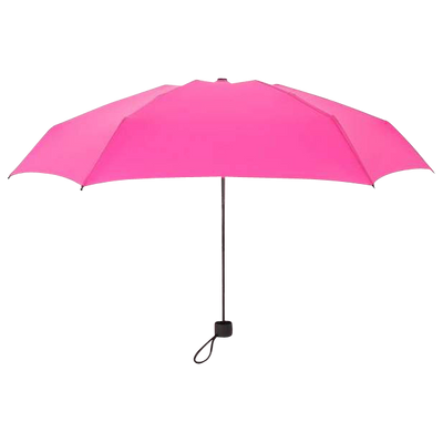 Portable Umbrella - Rose Red