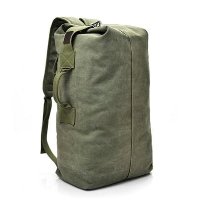 O Viajante Backpack - Army Green / Small - Backpack