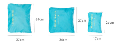 Packing Cubes Set (6pcs)