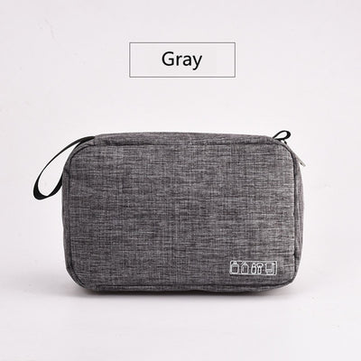 Toiletry Bag - Gray