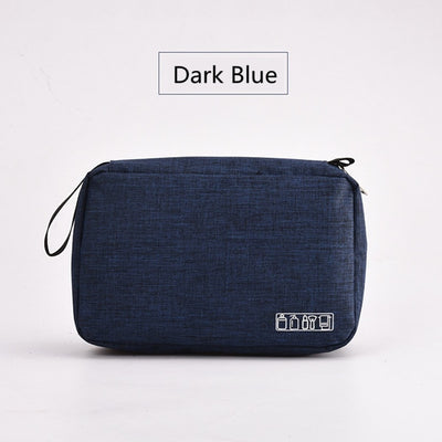 Toiletry Bag - Dark Blue
