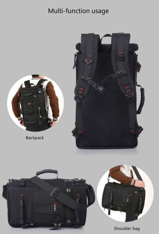 'The Mountaineer' Backpack