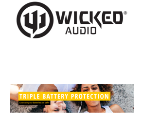 WICKED AUDIO