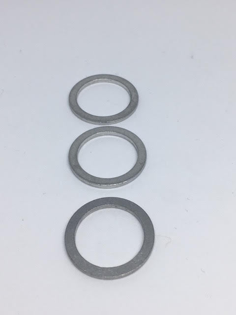 ARD ALU, DIFF & GEARBOX WASHER KIT M18 MAZDA ROTARY