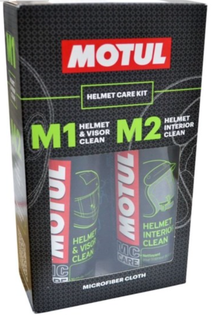 MOTUL M1 & M2 Helmet Clean & Interior Clean Kit