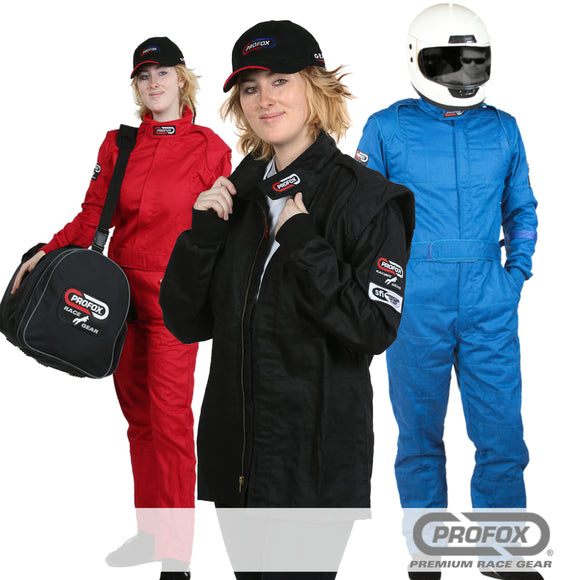 PROFOX-5 SFI-5 1-Piece Multi Layer Race Suit