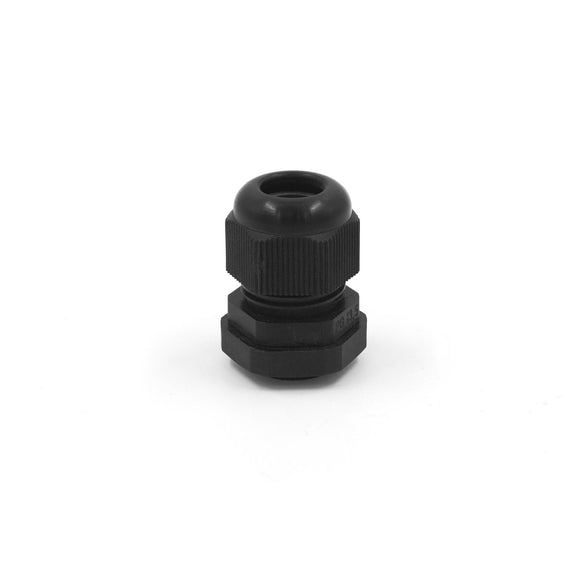 Nylon Cable Gland - PG-13.5 Black - New (Bag of 10)