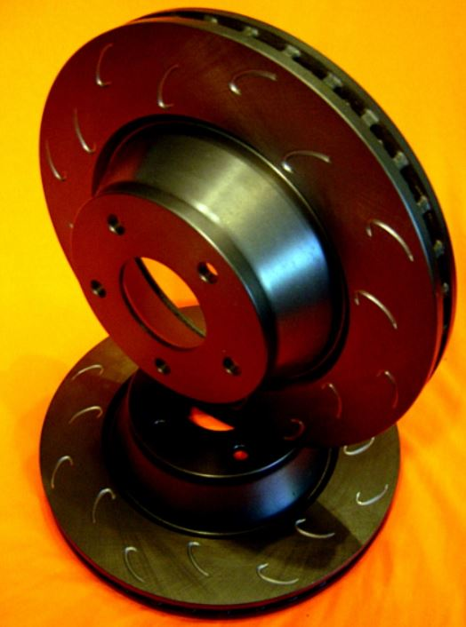 ARD Slotted Rotors FORD Ranger FRONT