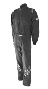 ZAMP ZR-10 SFI 3.2A/1 Single Layer Race Suit Black