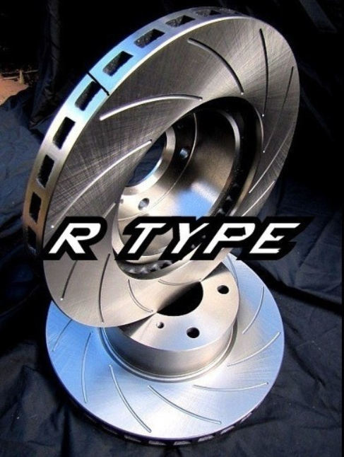 ARD R-TYPE Curved Race Slots Mazda RX8 Sport Suspension