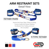 PROFOX Arm Restraints