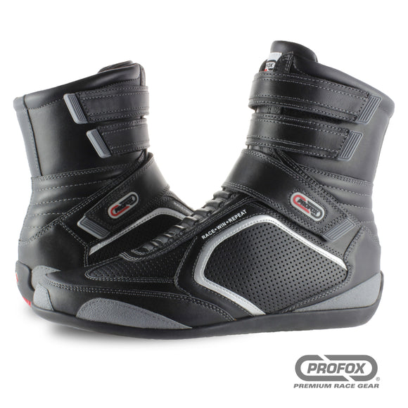 PROFOX Challenger High-Top Drag Racing Boot SFI-20