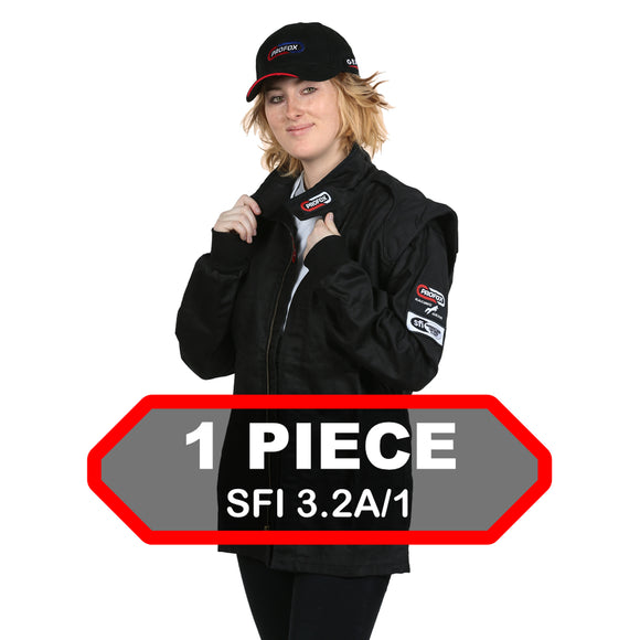 PROFOX-1™ SFI-1 1-Piece Race Suit