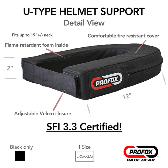 PROFOX Helmet Supports