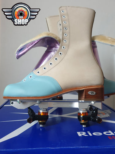 Edea Moxi Riedell Antik Colourlab Custom Build Roller Skates