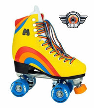 Load image into Gallery viewer, Moxi Rainbow Rider Rollerskate