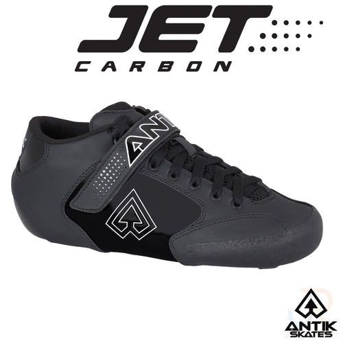 Antik JET Boot - Carbon Black