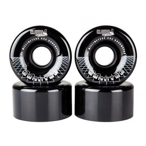 Clouds Urethane Wheels Quantum 80a (PK 4) 4 Colours