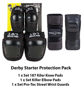 Roller Derby Starter Protection Pack