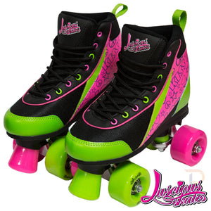 Luscious Retro Quad Skates Exciting Colour Options