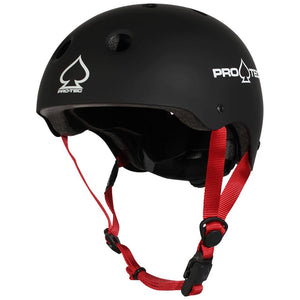 Pro-Tec Matt Black Ex Display Helmet XS