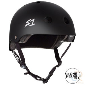 S1 Lifer Helmets - Black Matt