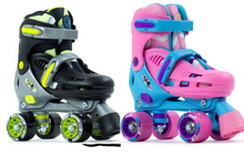 Load image into Gallery viewer, SFR Hurricane Kids skates Adjustable